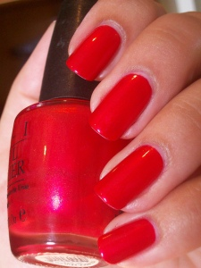 You Rock-Apulco Red! by OPI
