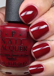 Quarter of a Cent-Cherry by OPI