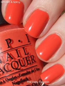 Hot and Spicy by OPI